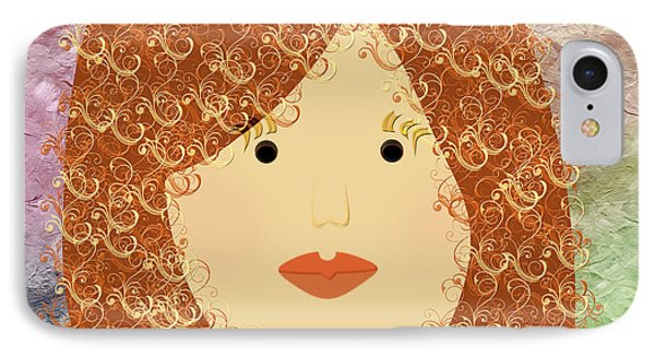 Porcelain Doll 20 IPhone Case