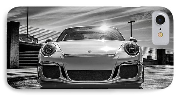 Porsche 911 Gt3 IPhone Case by Douglas Pittman