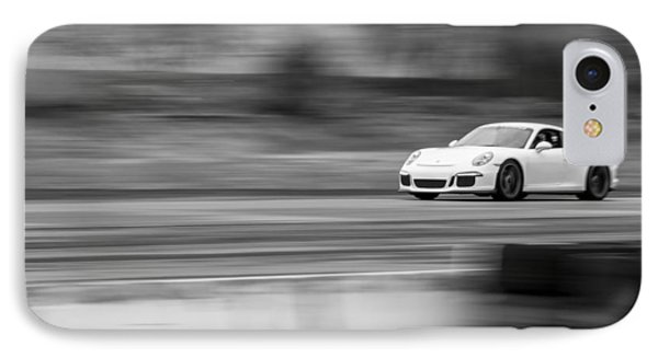 Porsche 911 Gt3 Supercar IPhone Case by Brad Scott