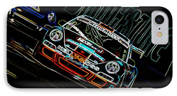 Porsche 911 Racing IPhone Case