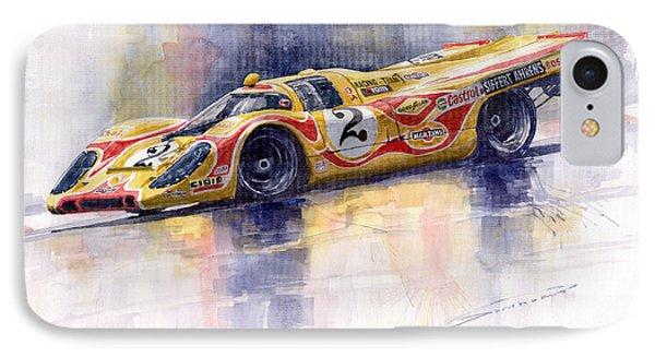 Porsche 917 K Martini Kyalami 1970 IPhone Case