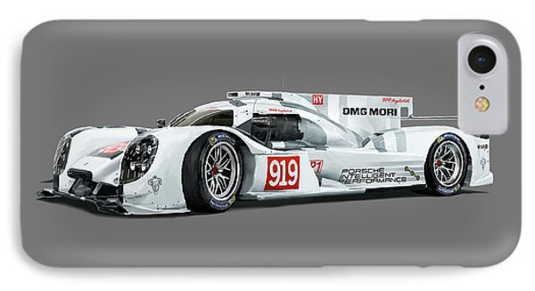Porsche 919 IPhone Case
