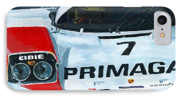 Porsche 962 Le Mans 24 IPhone Case