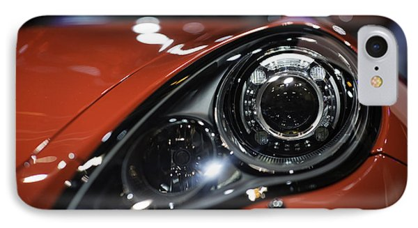Porsche Panamera Gts IPhone Case by Sebastian Musial