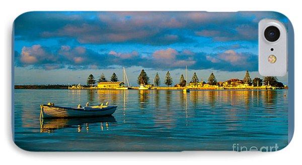 Port Albert Bay IPhone Case by James  Dierker