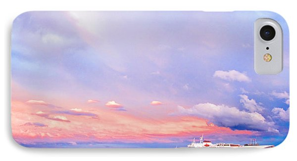 Port Angeles Sunset IPhone Case