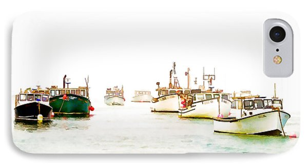 Port Bound  Chatham Cape Cod Photo Art IPhone Case by Constantine Gregory