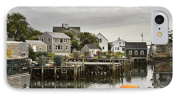 Port Clyde On The Coast Of Maine IPhone Case