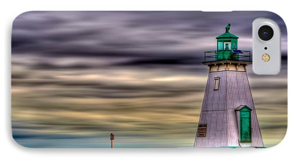 Port Dalhousie Lighthouse IPhone Case by Jerry Fornarotto