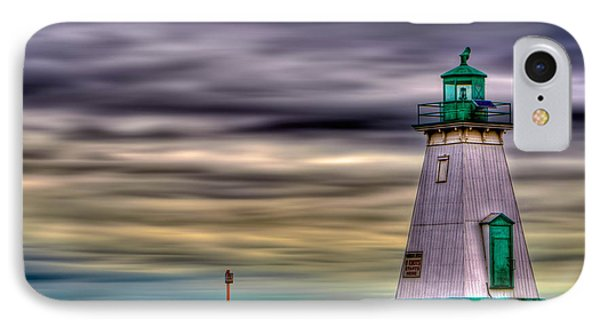 IPhone Case featuring the photograph Port Dalhousie Lighthouse by Jerry Fornarotto