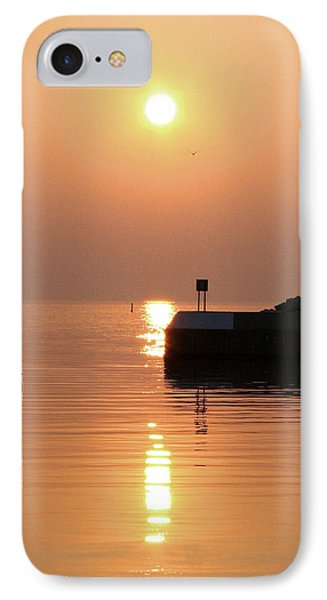 IPhone Case featuring the photograph Port Elgin by The Art Of Marilyn Ridoutt-Greene