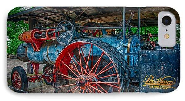 Port Huron Engine And Thresher Machine Phone Case by Gene Sherrill