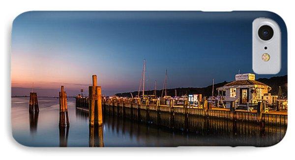 Port Jefferson IPhone Case by Mihai Andritoiu