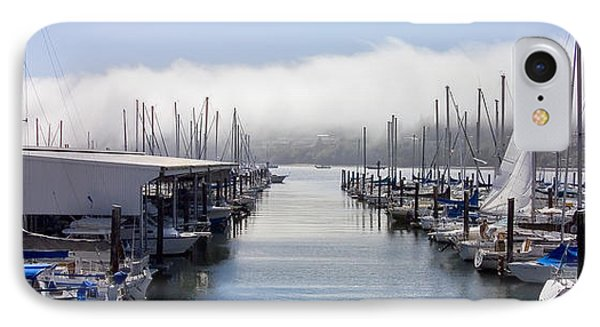 IPhone Case featuring the photograph Port Kingston Marina by Greg Reed