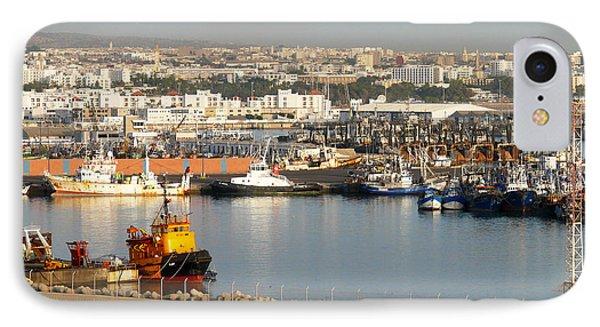 Port Of Agadir Morocco 1 IPhone Case