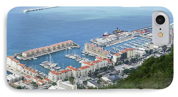 Port Of Gibraltar IPhone Case