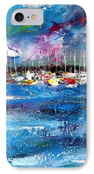 Port Reflections Phone Case by K McCoy