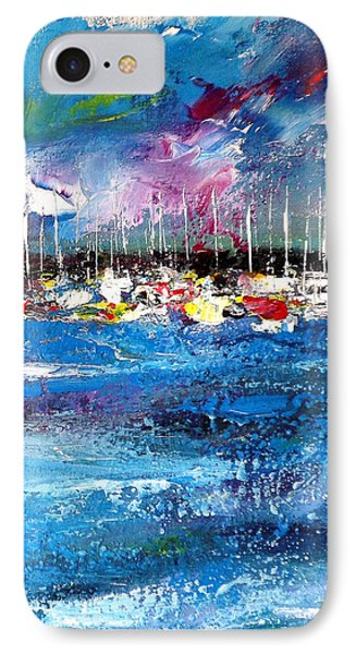 Port Reflections IPhone Case