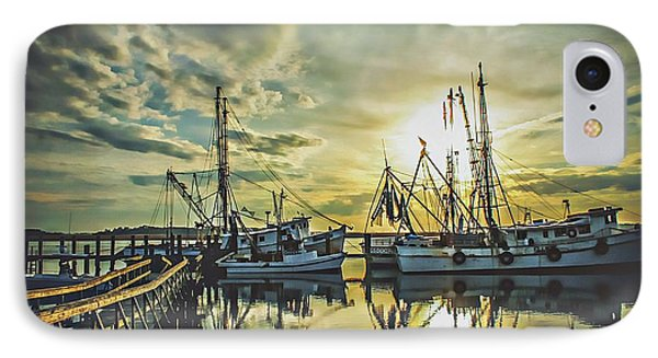 Port Royal IPhone Case by Jessica Brawley