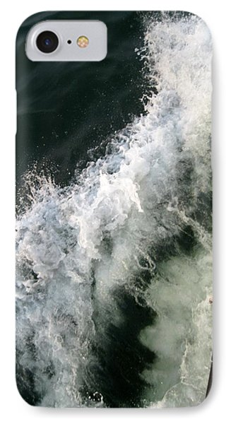 Port Side Crusing On Casco Bay IPhone Case by Patricia E Sundik