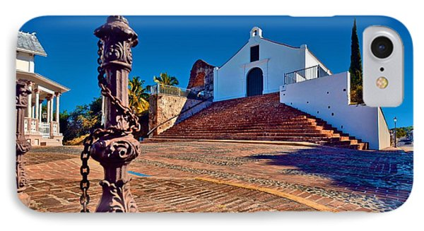 Porta Coeli Church IPhone Case by Ricardo J Ruiz de Porras