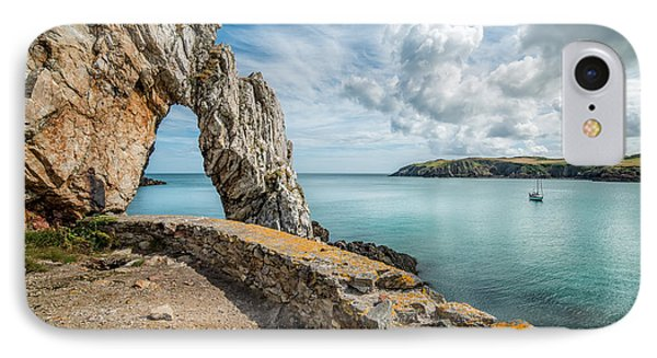 Porth Wen Arch IPhone Case