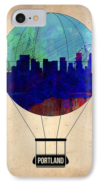 Portland Air Balloon IPhone Case