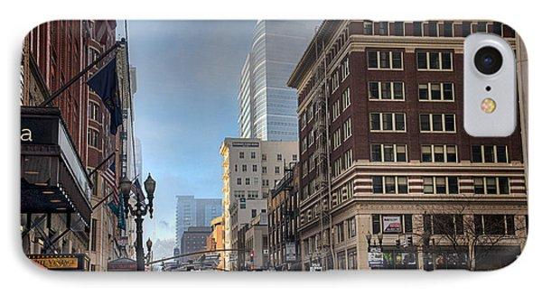 Portland Hustle Phone Case by Spencer McDonald