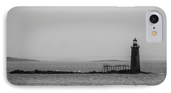 Portland Maine Lighthouse  IPhone Case by Trace Kittrell