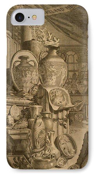 Portland Museum, 1786 IPhone Case
