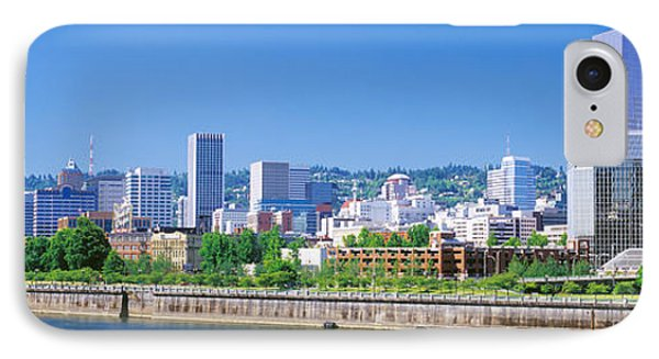 Portland Oregon Usa IPhone Case by Panoramic Images