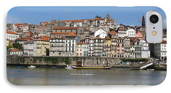 IPhone Case featuring the photograph Porto by Arlene Carmel