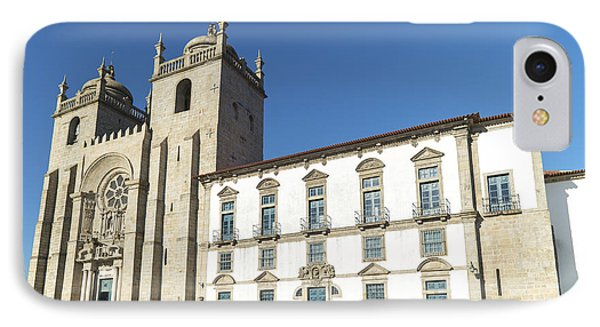 Porto Cathedral Portugal IPhone Case