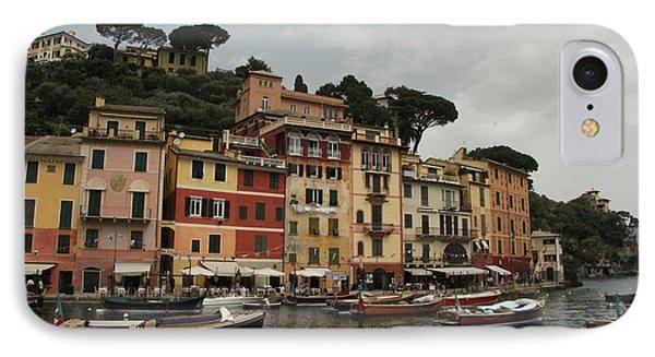 Portofino Italy  IPhone Case by Diane Greco-Lesser
