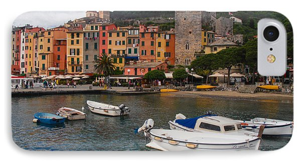 Portovenere Phone Case by Dany Lison