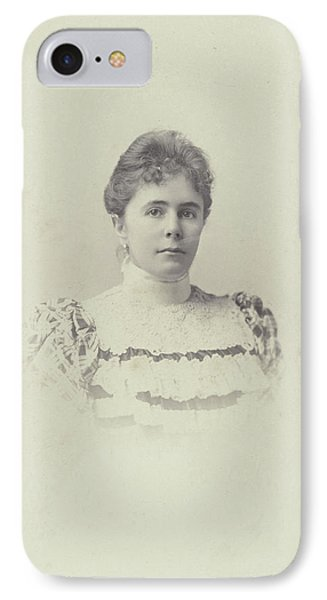 Portrait Charlotte Matthes-doorman. Koene IPhone Case by Artokoloro