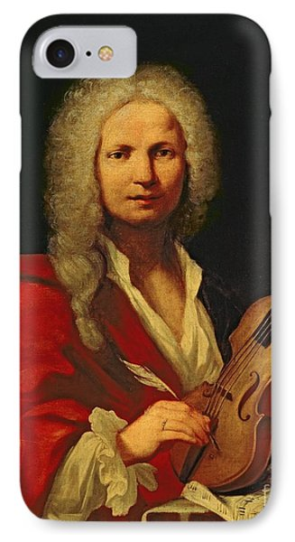 Portrait Of Antonio Vivaldi IPhone Case