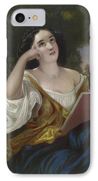 Portrait Of Eleanore IPhone Case