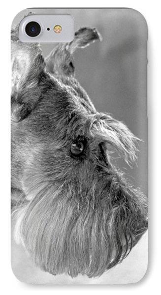 Portrait Of Gretl Phone Case by  Andrea Lazar
