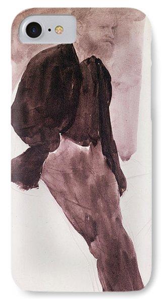 Portrait Of Manet IPhone Case