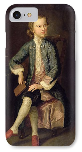 Portrait Of Thomas Gray C.1731 IPhone Case