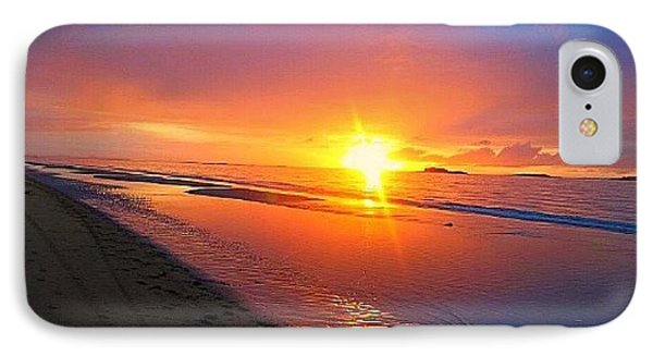 IPhone Case featuring the photograph Portrush Sunset by Tara Potts