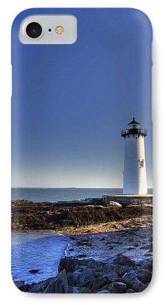 Portsmouth And The Whaleback IPhone Case