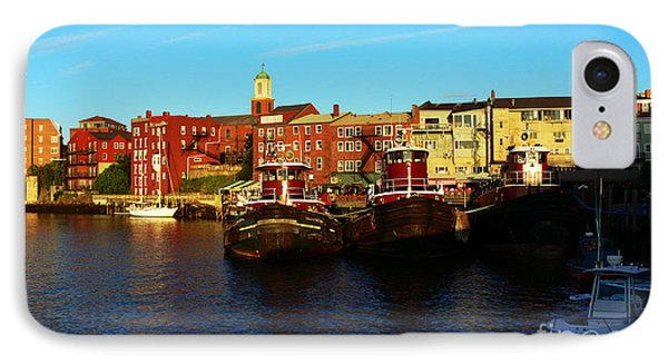 Portsmouth In The Afternoon IPhone Case