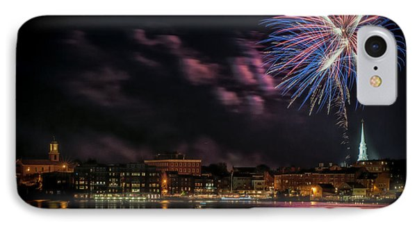 Portsmouth Nh Fireworks 2013 IPhone Case