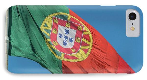 Portugal, Lisbon, Edward Vii Park IPhone Case