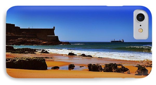 Portuguese Coast Phone Case by Marco Oliveira