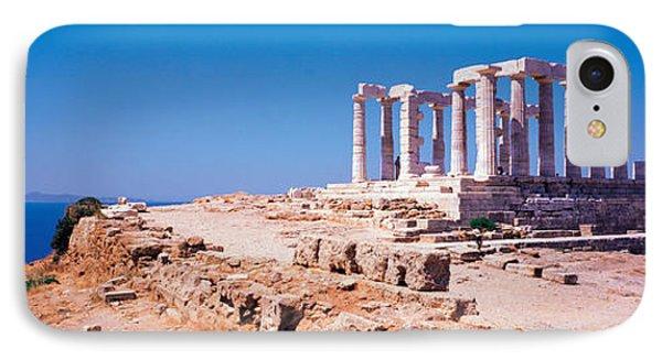 Poseidon Cape Sounion Greece IPhone Case