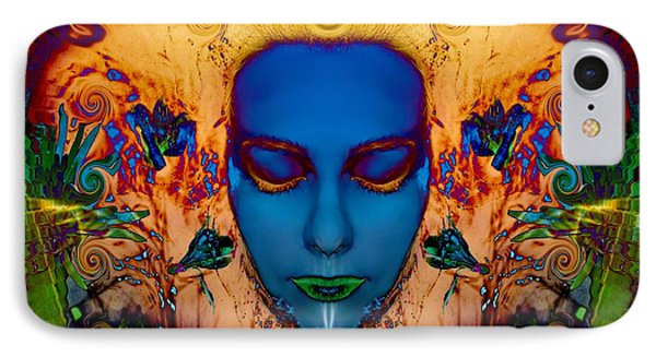 IPhone Case featuring the photograph Poseidons Maiden by Heather King
