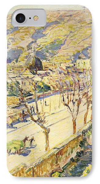 Posillipo IPhone Case by Childe Hassam
